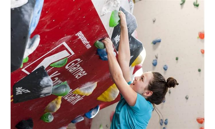 Schnupperkurs Bouldern Junior